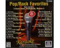 Pop/Rock Favorites
