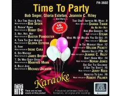 Time To Party CD+G