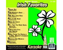 Irish Favorites CD+G